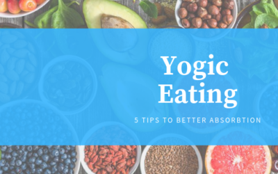 5 Tips To Yogic Eating